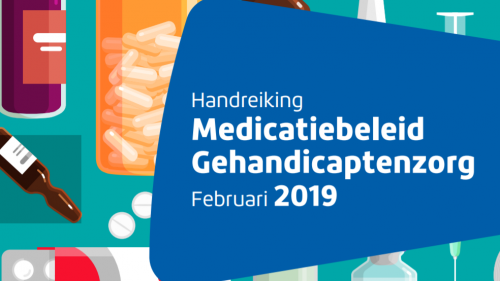 Handreiking Medicatiebeleid Gehandicaptenzorg